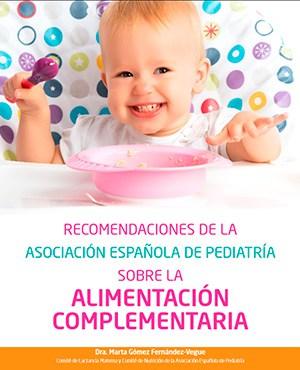 Guía sobre Alimentación Complementaria