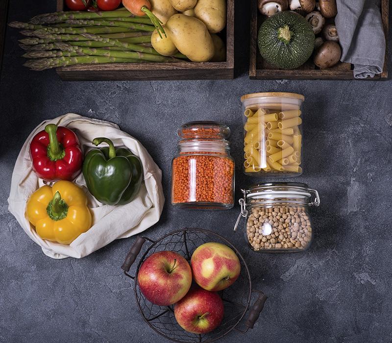 Cocina por lotes - Nutricionista Santiago
