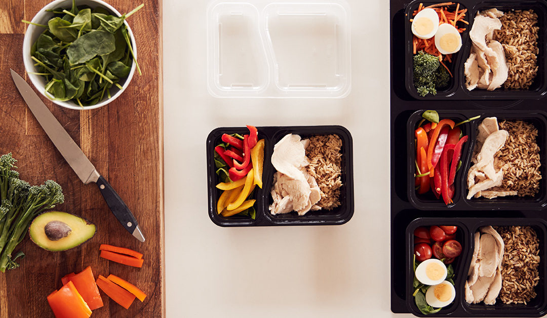 Qué es el batch cooking y como nos puede ayudar en nuestra planificación
